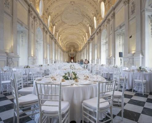 Cena di gala CRAL UNICREDIT - Reggia di Venaria
